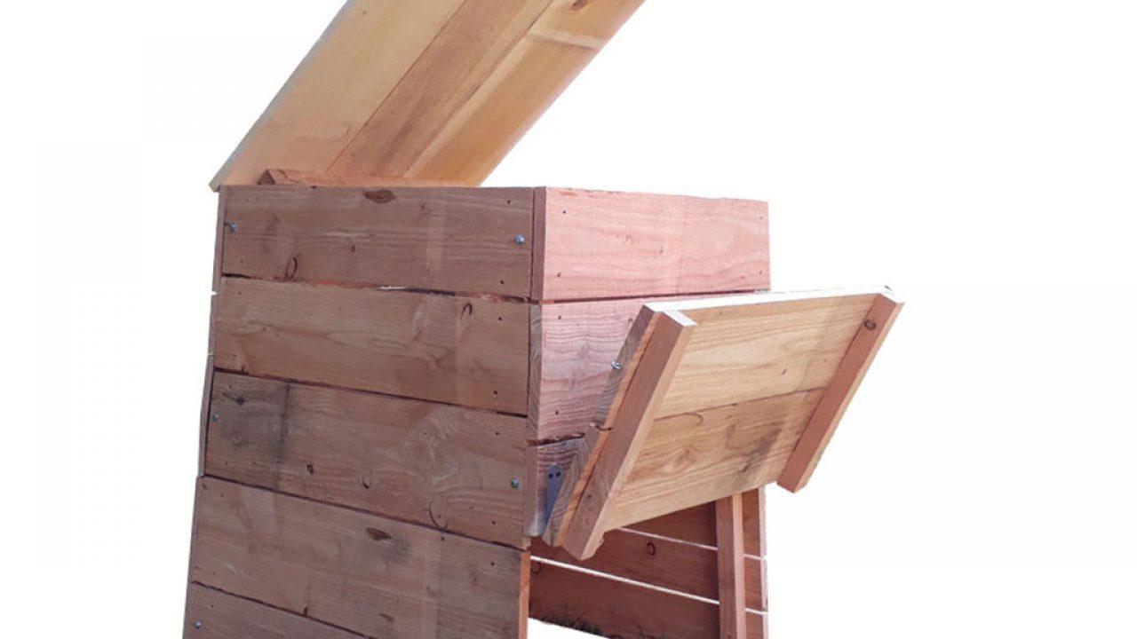 Fabriquer Un Composteur Avec Des Palettes combien coûte un composteur en bois ?
